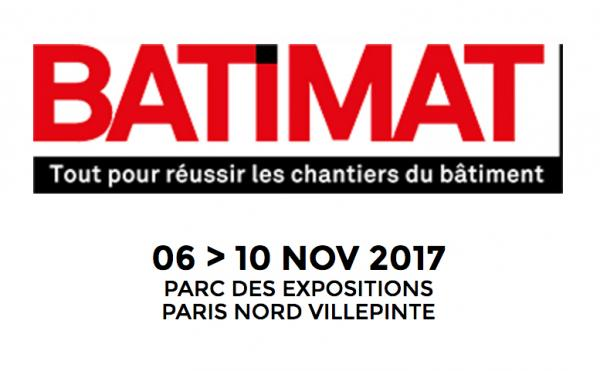 AV Composites participera au salon Batimat 2017